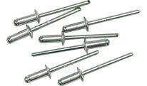 Заклепка алюминиевая 3,2х6,4 мм (50 шт) Vorel 70320