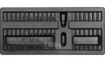Вкладыш пластмассовый под инструмент YT-5538 для инструментального ящика Yato YT-55381