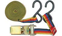 Ремень для крепления багажа с трещоткой 25ммх5м Vorel 82351