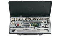 """Набор головок 24пр.10-32mm"""" SL""""  1/2"""" Force 4243"""