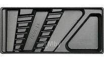 Вкладыш пластмассовый под инструмент YT-5533 для инструментального ящика Yato YT-55331
