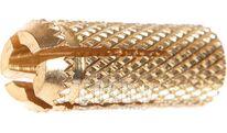 Анкер латунный(цанга) М6 (500 шт в пакете) STARFIX