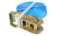 Ремень для крепления багажа с трещоткой 25ммх4м (1000daN) Vorel 82343