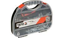 """Пистолет для установки дюбелей """"Молли"""" +60 дюбелей Yato YT-51451"""