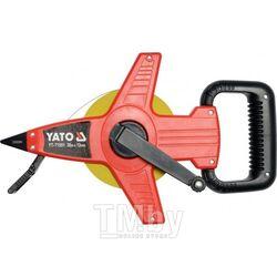 Мерная лента стальная Yato 30мх13мм YT-71551