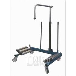 Тележка гидравлическая для снятия и перевозки колес, 1.5т Forsage F-TX15002S