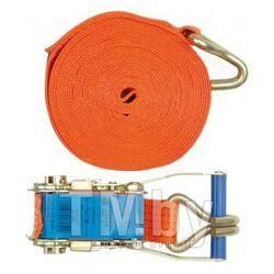 Ремень для креп. багажа с трещот. 50ммх10м (1600daN) Vorel 82375