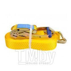 Ремень для креп. багажа с трещот. 50ммх12м (2500daN) Vorel 82395