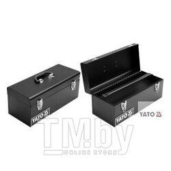 Ящик инструментальный ALU 428х180х180мм Yato YT-0883