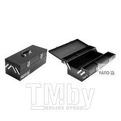 Ящик инструментальный ALU 460х200х180мм Yato YT-0884