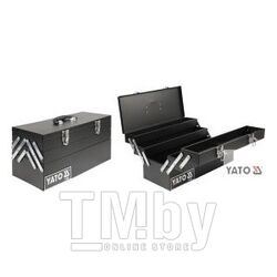 Ящик инструментальный ALU 460х200х225мм Yato YT-0885
