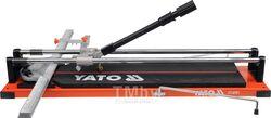 Плиткорез на подшип. с угломер. 600мм (22x6x2мм) Yato YT-3701