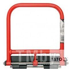 Угольник навеса d18мм 450х200мм Yato YT-5404