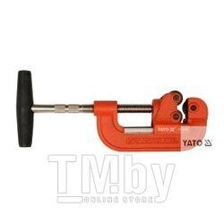 Труборез для пластика, Al, Cu 10-40мм Yato YT-2232