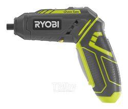 Отвертка аккумуляторная Ryobi R4SDP -L13C