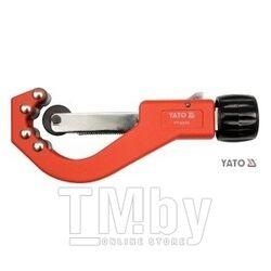Труборез для пластика, Al, Cu 14-63мм Yato YT-2234
