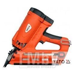 Пневмогвоздильная газовая машина 34° 50-90мм (42 bar) Yato YT-0927