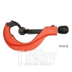 Труборез для пластика, Al, Cu 50-127мм Yato YT-2235