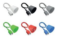 Светильник подвесной MINIO (для ламп Е27, max 60W, IP20, AC220-240V, кабель 1м, красный) GTV OS-MINIOE27-42