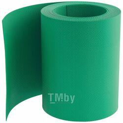 Бордюрная лента, 15 х 900 см, зеленая PALISAD 64476