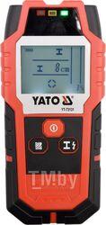 Детектор скрытой проводки Yato YT-73131