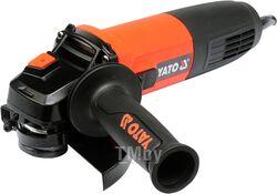Углошлифовальная машина 125мм (850Вт, 11000 об/мин) Yato YT-82094
