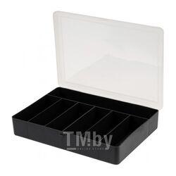 Ящик-органайзер пластиковый 200х145х35мм Vorel 78790