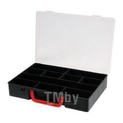 Ящик-органайзер пластиковый 300х220х55мм Vorel 78791