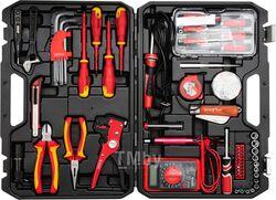 Набор инструментов для электрика 68пр. Yato YT-39009