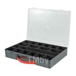Ящик-органайзер пластиковый 350х250х55мм Vorel 78818