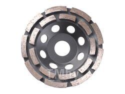 Алмазная чашка 115мм бетон двурядная STARTUL MASTER (ST5059-115)