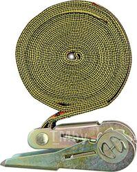 Ремень для крепления багажа с трещоткой 25ммх5м Vorel 82341