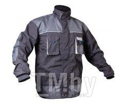 Куртка рабочая ХXL 267г/м2 HOEGERT technik HT5K280-ХXL