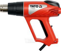 Фен технический (230V, 2000W, 550C) Yato YT-82288