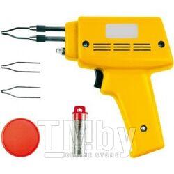 Электропаяльник импульсный 100W в наборе Vorel 79351