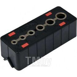 Кондуктор для сверления отверстий 4, 5, 6, 8, 10, 12мм Yato YT-39700