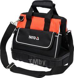 """Сумка для инструмента 15"""" (17 карманов) Yato YT-74360"""