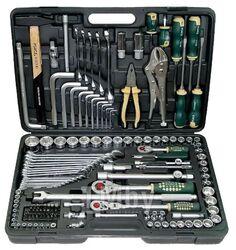 Набор инструмента с 6-ти гран. головками, 142 пр. Force 41421R