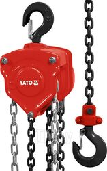 Таль цепная 3м 10,0т. Yato YT-58957
