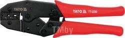 Пресс-клещи 220мм 2-х функц. (16-18 AWG 0,5-6мм) Yato YT-2250