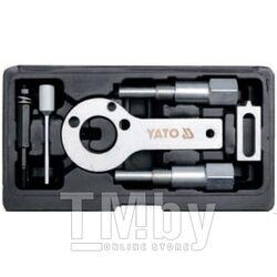 Набор ключей для блокировки распределительных механизмов OPEL, FIAT, ALFA ROMEO Yato YT-06013