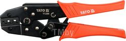Пресс-клещи 230мм (20-18 AWG 0,5-1,0мм; 16-14 AWG 1,5-2,5мм; 12-10 AWG 4,0-6,0мм) Yato YT-2300