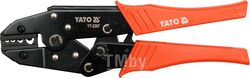 Пресс-клещи 230мм (20-8 AWG 1,5-10,0мм) Yato YT-2297