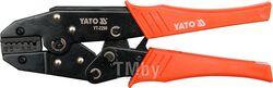 Пресс-клещи 230мм (22-12 AWG 0,5-4,0мм) Yato YT-2299