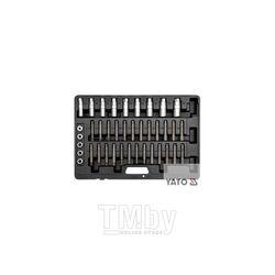 Набор ключей для крепления амортизаторов (39пр.) Yato YT-0628