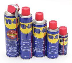 Очистительно-смазочная смесь 300мл (12) WD-40