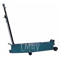 Домкрат подкатной гидравлический с длинной базой, 10т (h min-160, h max-560мм) Forsage F-TR100001