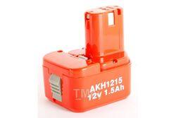 Аккумулятор HAMMER PREMIUM AKH1215 12.0В 1.5Ач для HITACHI, Hammer Flex PREMIUM
