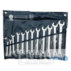 Набор рожково-накидных ключей 6-22мм (12шт) Vorel 51710