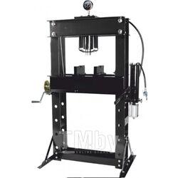 Пресс гидравлический напольный 45т, ручной/пневмо привод (рабочая высота: 0-865мм, рабочая ширина: 645мм, рабочий стол: 325х645мм, ход штока: 190мм) Rock FORCE RF45001